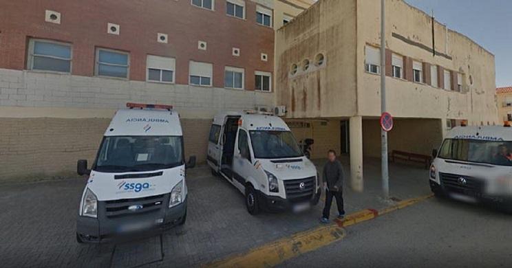 Centro de salud de Tarifa, sede del SAS en la localidad. / El Estrecho