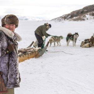 Cazando con los inuits de Groenlandia: una experiencia increíble