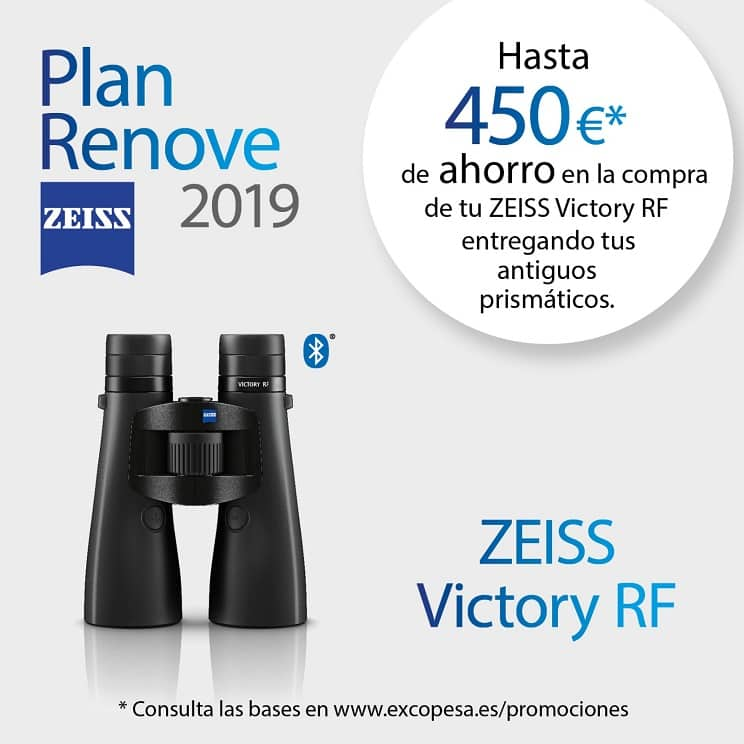 Plan Renove Zeiss Victory RF