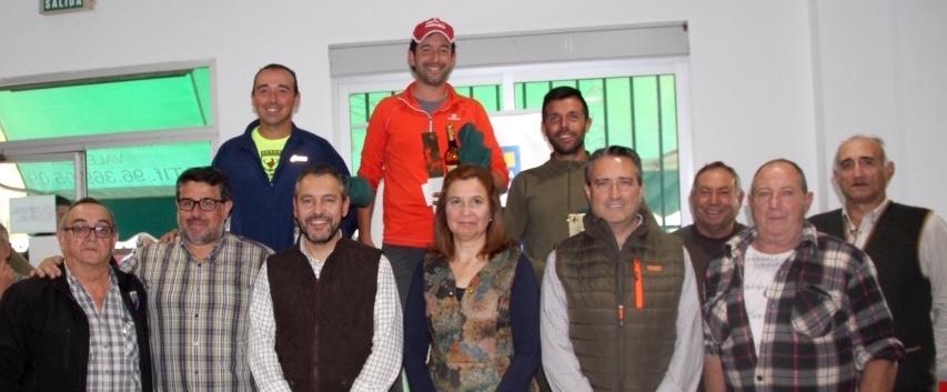 Un cazador de Chiva y una cazadora de Vall d'Uixo nuevos campeones autonómicosde caza menor