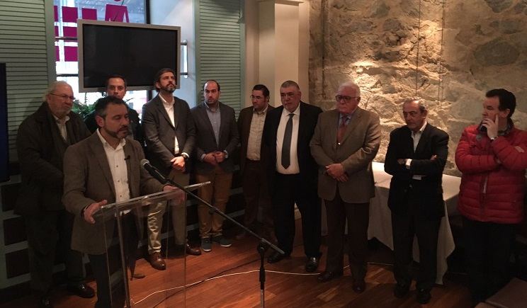 Presentacioon Madrid candidatura RFEC