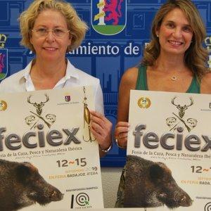 La Feria de la Caza, Pesca y Naturaleza Ibérica Feciex, se celebrará del 12 al 15 de septiembre en IFEBA