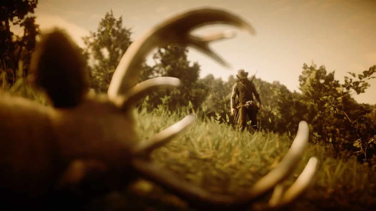 Dónde cazar todos los animales legendarios de Red Dead Redemption 2