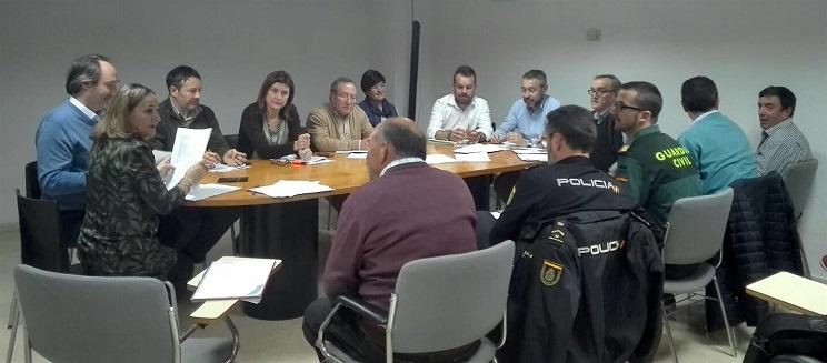Reunión Comisión Territorial de Caza de Alicante