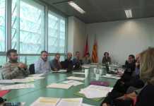 Reunión de la Mesa Forestal