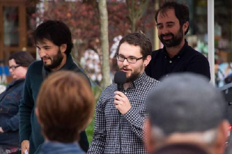 El animalista que quiere adoctrinar policías pide 200.000 euros para controlar jabalíes