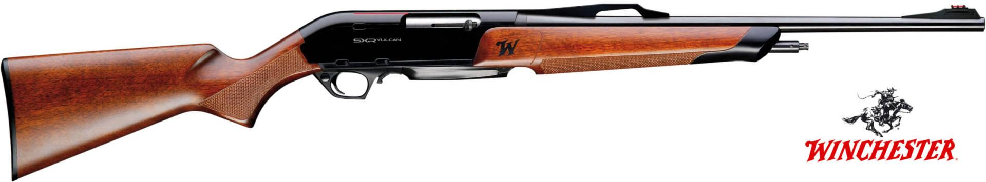 Rifle semiautomático SXR VULCAN