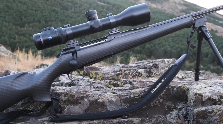 Sauer S101 Highland XTC: el increíble rifle de cerrojo que solo pesa 2,4 kilos