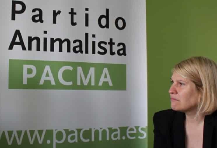 EL partido anticaza PACMA se estrella en las elecciones y queda fuera del Congreso de los Diputados