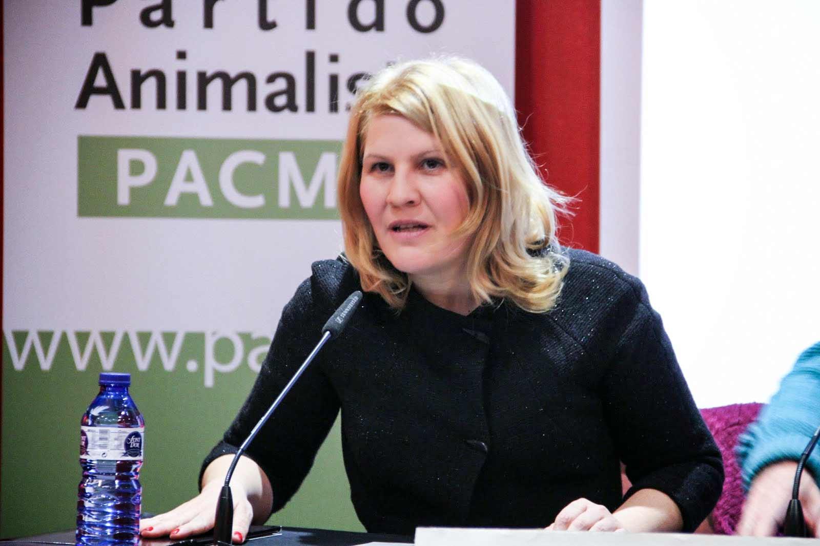 Silvia-Barquero-presidenta-PACMA