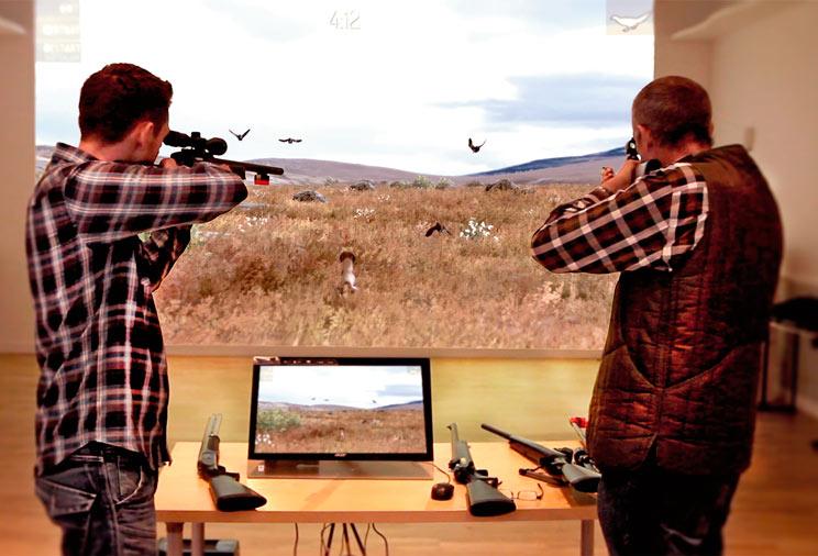 Jara y Sedal y SimWay Hunt Simulator estarán juntos en Cinegética