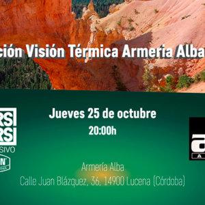 Presentación de visión térmica en Córdoba junto a Makers&Takers
