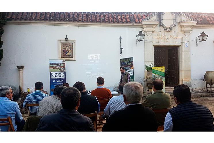 Gran éxito en Córdoba durante la presentación de visión térmica de Makers&Takers
