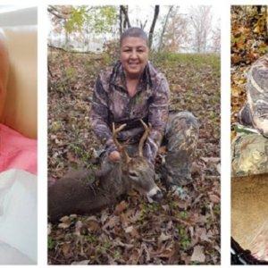 La cazadora con cáncer de mama que jamás se rindió y logró superarlo