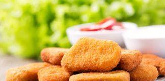 Nuggets vegana