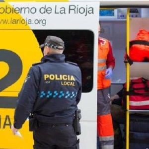 Un vehículo se sale de la vía en La Rioja tras chocar con un corzo