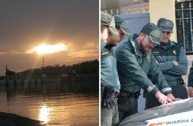 Desaparece un pescador cuando intentaba recuperar un barco cebador en el pantano de Orellana