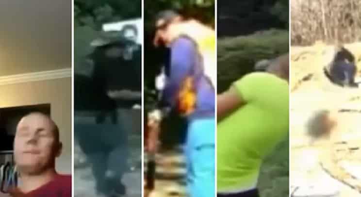 Los 10 accidentes con armas más estúpidos