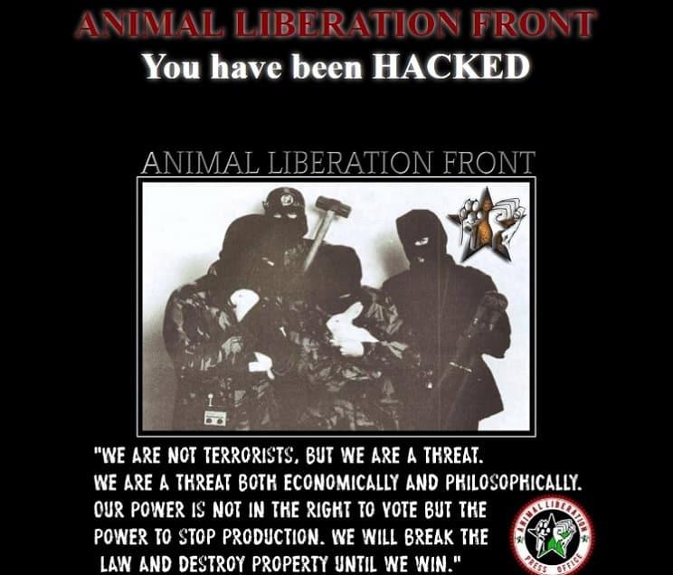 Ecoterroristas hackean webs cinegéticas y publican los datos personales de miles de cazadores