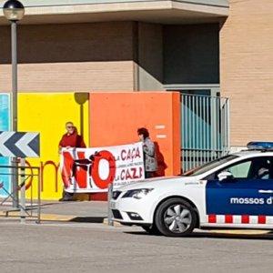 Convocan una manifestación contra la caza en Tarragona y solo van dos personas