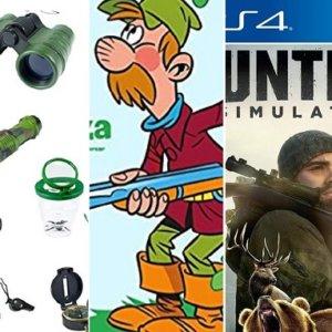 Diez juguetes que a todo hijo de cazador le gustaría tener esta Navidad
