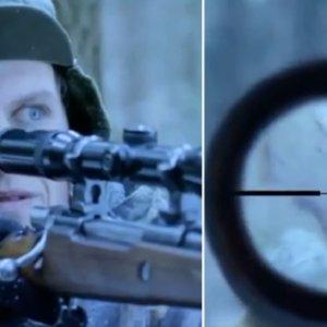 Este es el desternillante vídeo de caza que te llega cada Nochebuena y con el que no puedes parar de reír