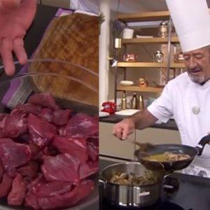 Karlos Arguiñano cocina jabalí estofado: «Está delicioso»