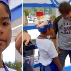 Magnífica lección de Jordi Cruz a una participante en 'MasterChef Junior' tras tirar un conejo a la basura