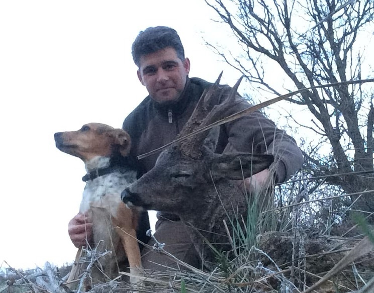 Esta es la emotiva carta de un cazador a su perro herido tras 16 años cazando juntos