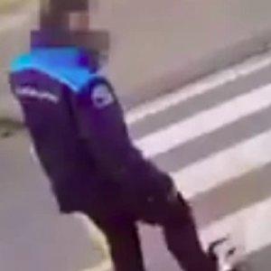 PACMA lapida públicamente a un policía que retiró con el pie a un gato atropellado para intentar protegerlo