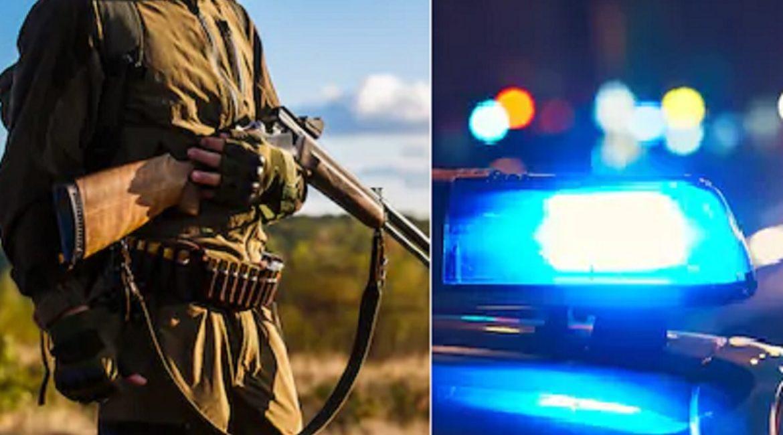 En busca y captura tras pegar a un cazador y huir con su arma
