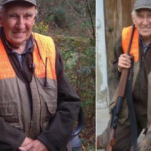 Un cazador asturiano de 87 años hace un doblete de jabalí