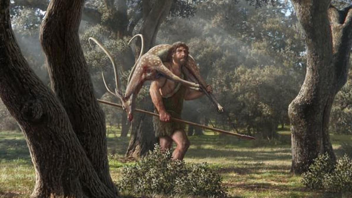 La caza aceleró la evolución cultural de los humanos, según un nuevo estudio