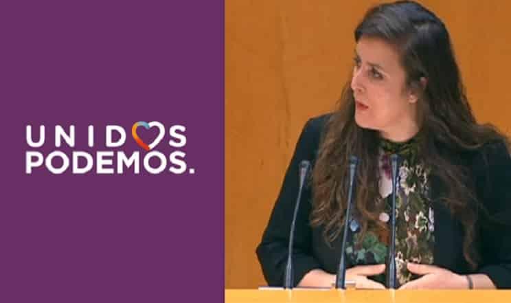 Este es el incendiario discurso de Unidos Podemos contra los cazadores en el Senado