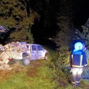 Un jabalí provoca la muerte de un joven de 30 años en Pontevedra