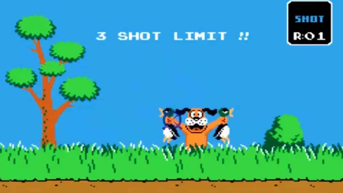 Se cumplen 36 años desde que Nintendo lanzó el primer videojuego de caza: Duck Hunt