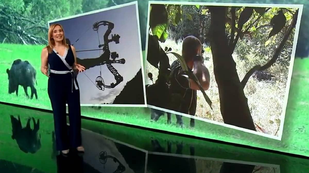 La caza vuelve a ser protagonista en Antena 3 Noticias con este proyecto de la FAC