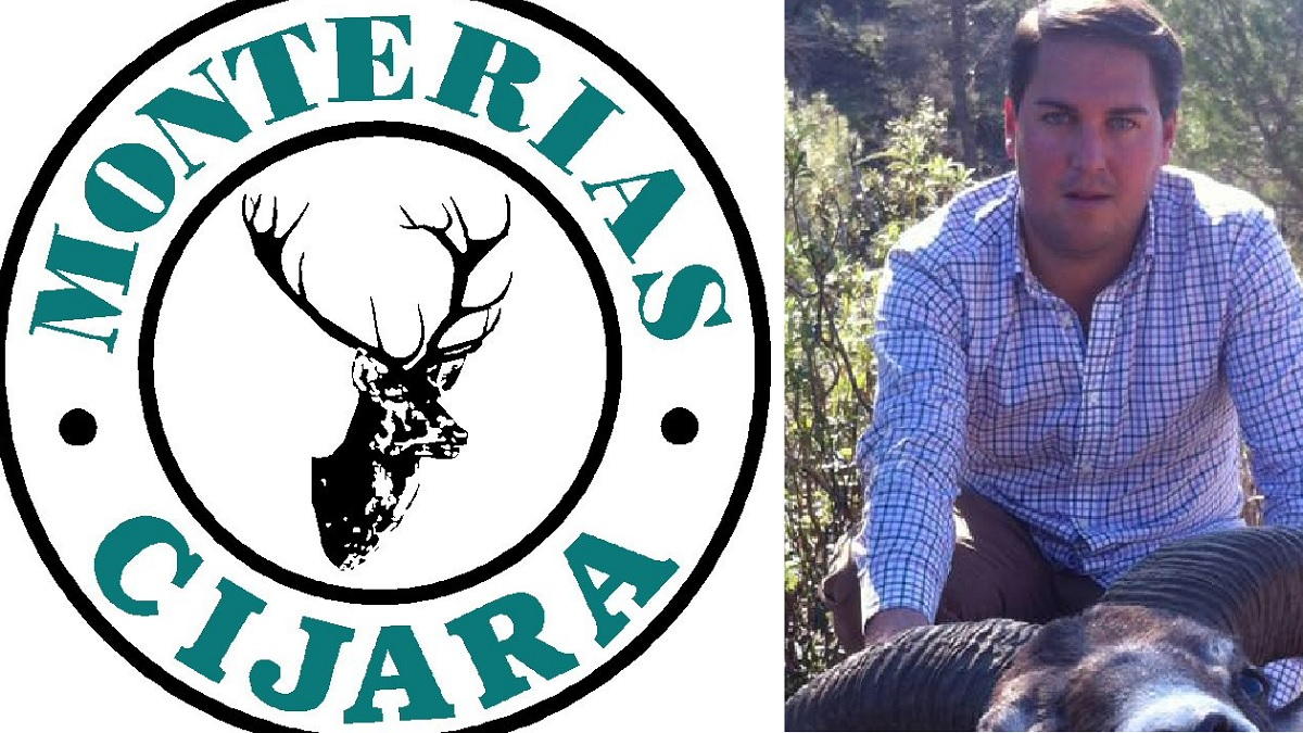 Fallece a los 32 años el joven organizador de cacerías Lucas Díaz