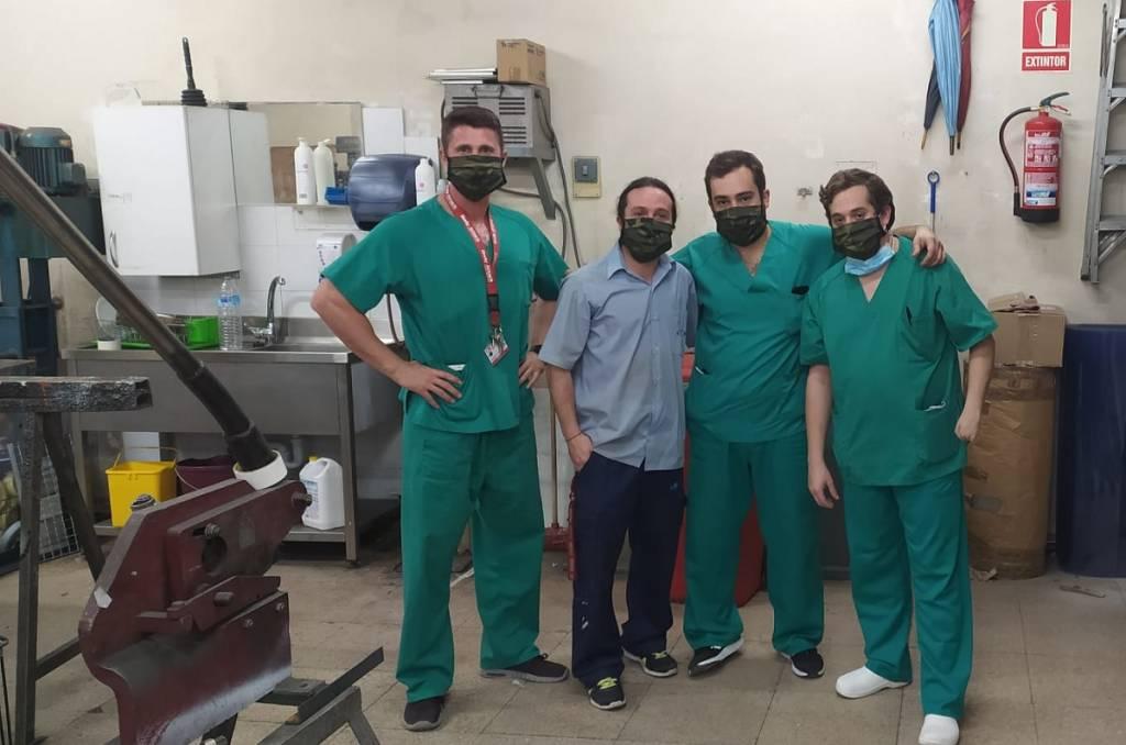 cazadores coronavirus