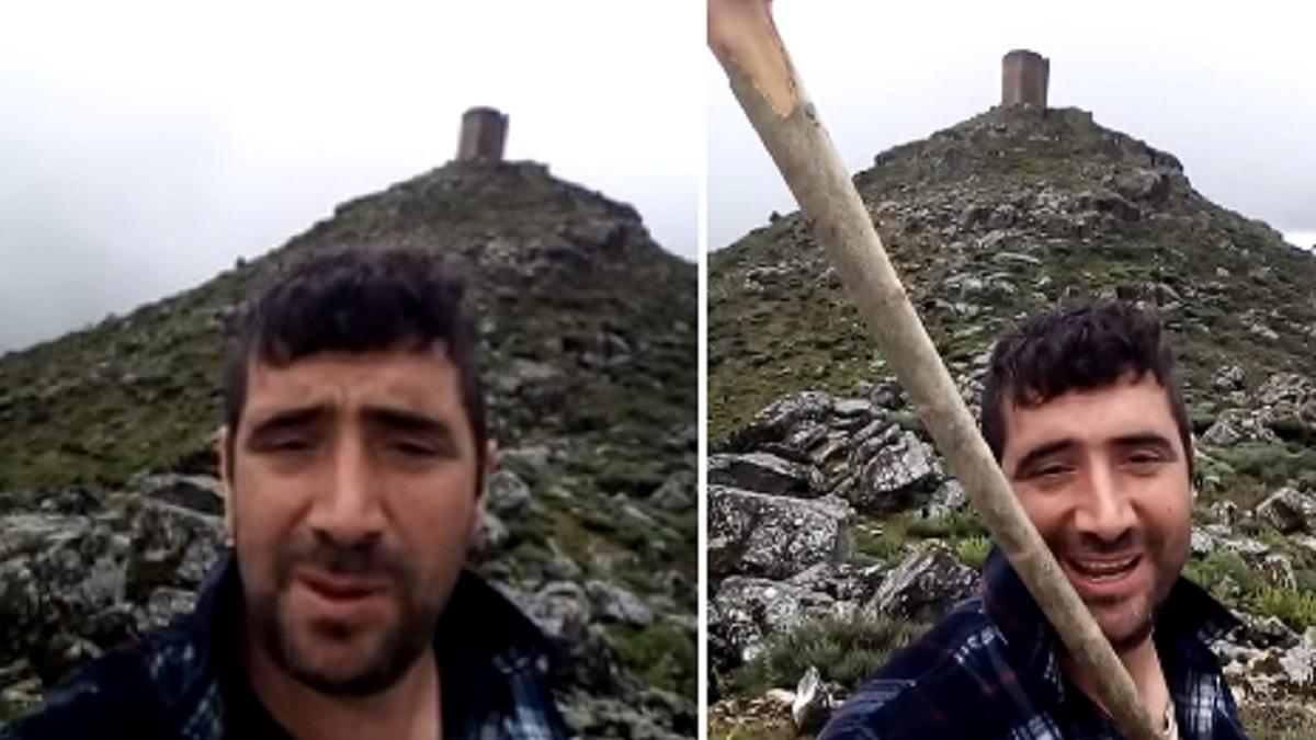 «Cazadores no dejéis que os la líen», el vídeo viral de un pastor sobre la prohibición de cazar durante la desescalada