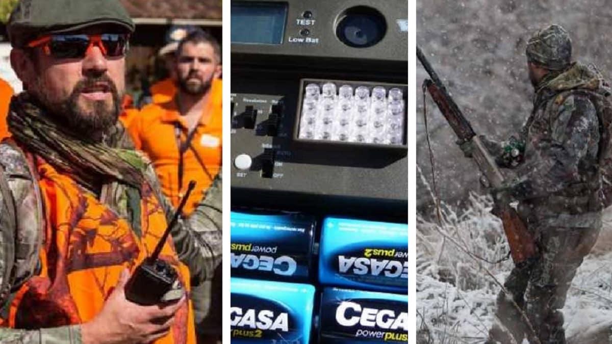 Cinco inventos que han cambiado nuestra forma de cazar