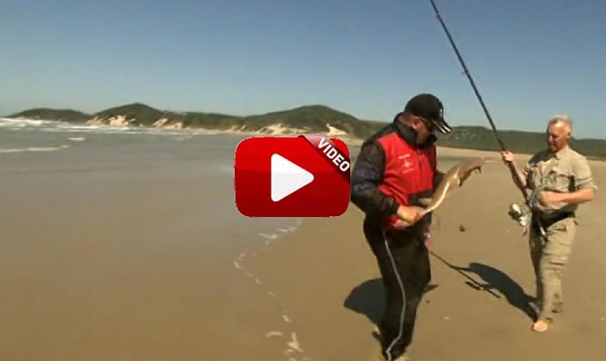 Caza y pesca en Sudáfrica