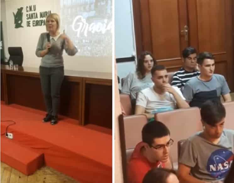 Silvia Barquero: «Por el bien de todos es mejor limitar las libertades individuales»