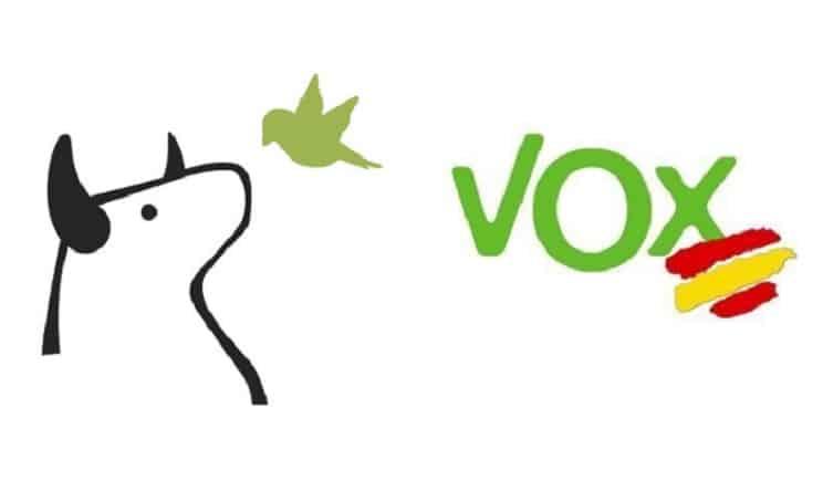 Una candidata de PACMA en 2015 se pasa ahora a las listas de VOX