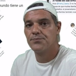 Frank Cuesta se rinde ante el odio animalista y anuncia que no volverá a grabar en España