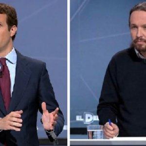 Pablo Casado, el único candidato que defendió la caza y la pesca en el debate de Atresmedia