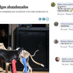 El País desata una oleada de odio hacia los cazadores tras publicar dos artículos con datos erróneos