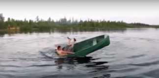 Algunos de los vídeos de pesca más estúpidos y a la vez desternillantes de Internet