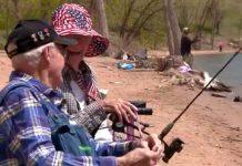 pescador novia
