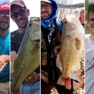 Black bass: 10 monstruos pescados en pantanos españoles la pasada primavera